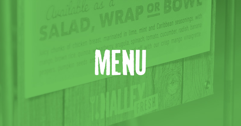 Nalley Fresh Maryland   Salads, Wraps, Bowls